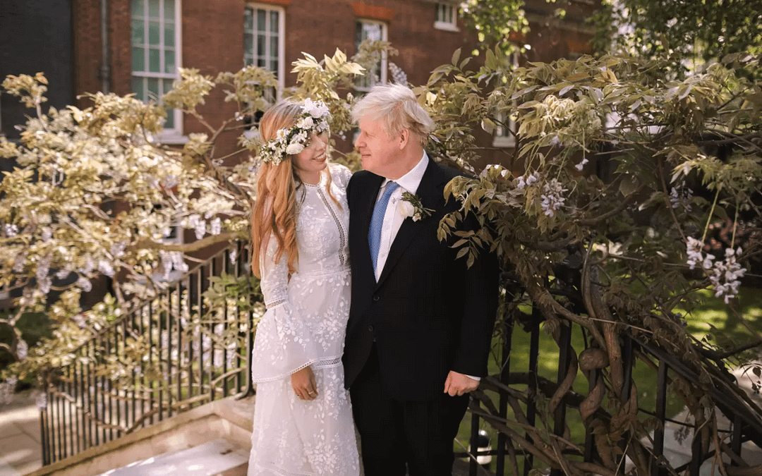 Carrie Symonds and the eloquence of Emeralds